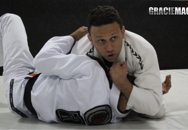 Aprenda a posição de Jiu-Jitsu que Chris Weidman treinou para pegar Anderson Silva