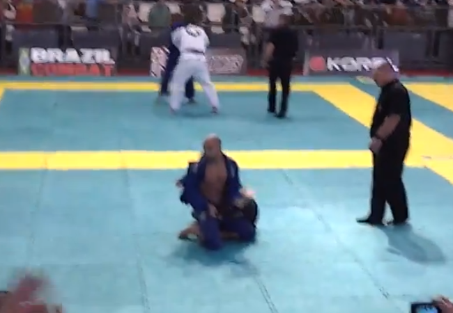 Video: See what gave the title of Int'l Master and Senior champion to Alan Moraes