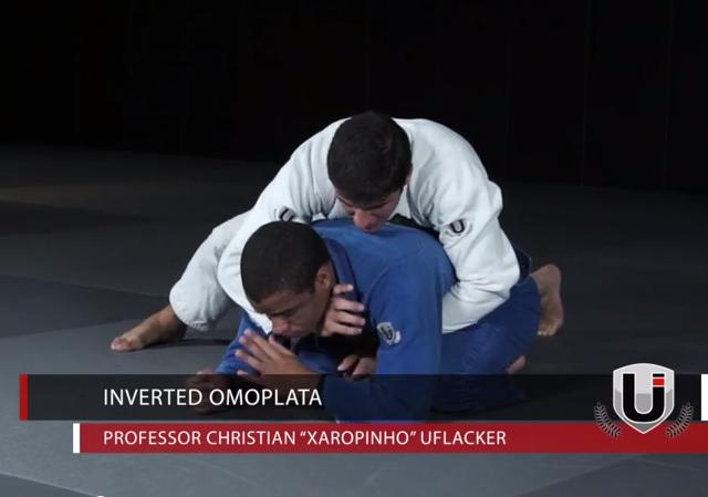 Quer inovar no Jiu-Jitsu? Use a omoplata invertida de Xaropinho