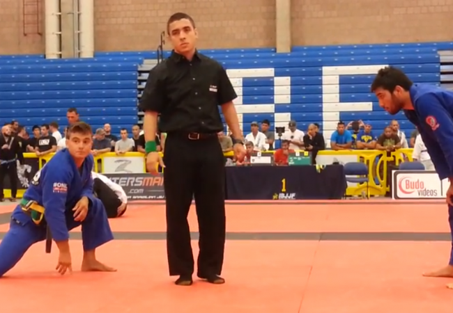 Watch this amazing submission by Renan Borges at the Boston Summer Open