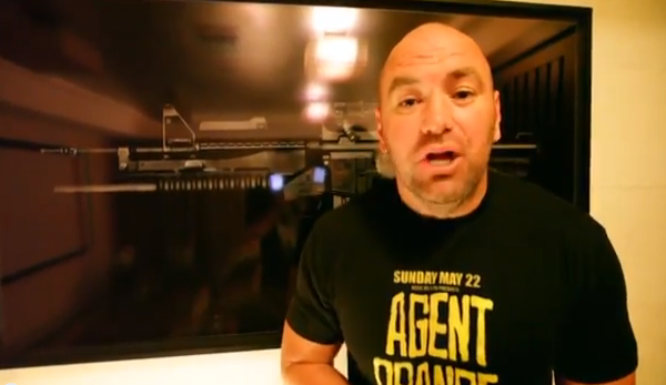 Dana White's video blog takes you behind the scenes of the UFC in Boston