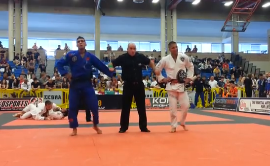 Watch the full middle division final between Rafael Barbosa & Francisco Tavares in Boston