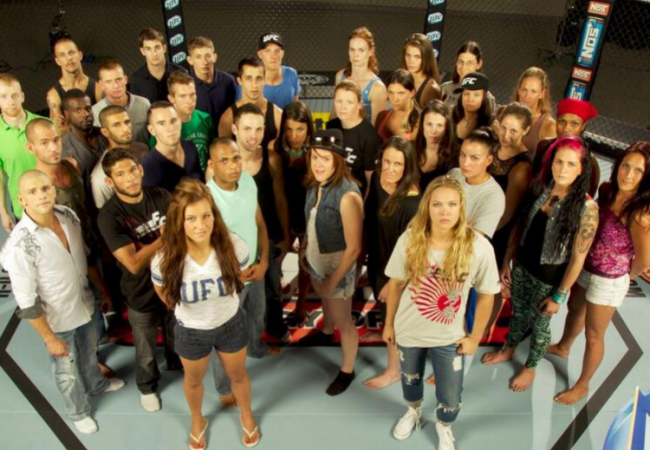 Ultimate Fighter 18 cast revealed