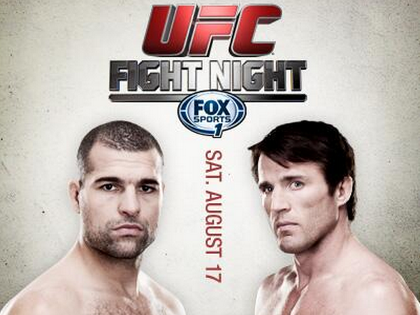 UFC Fight Night 26 weigh-in results, video: Shogun Rua and Chael Sonnen hit the scales
