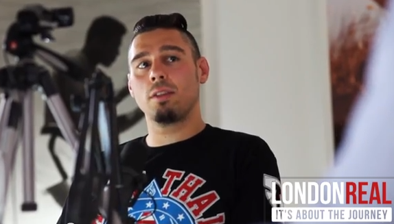 Video: An in-depth, hour-and-45-minute long interview with Dan Hardy
