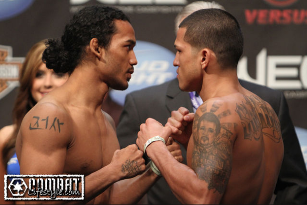 Get ready for Ben Henderson vs. Anthony Pettis 2 by watching their first fight