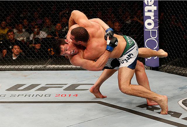 UFC Photo Gallery: The best shots from Shogun vs. Sonnen