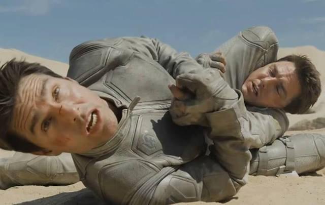 Jiu-Jitsu nos cinemas: veja Tom Cruise apagando a si mesmo com um triângulo
