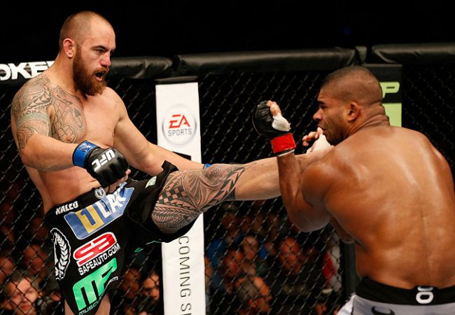 The Guard Past: A look back on the evening that was UFC Fight Night 26
