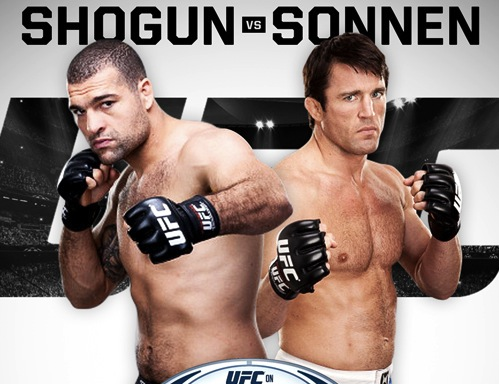 Watch the UFC Fight Night 26 pre-fight news conference with Shogun Rua, Chael Sonnen
