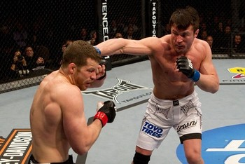 Free UFC Fight: Chael Sonnen vs. Nate Marquardt on GRACIEMAG.com