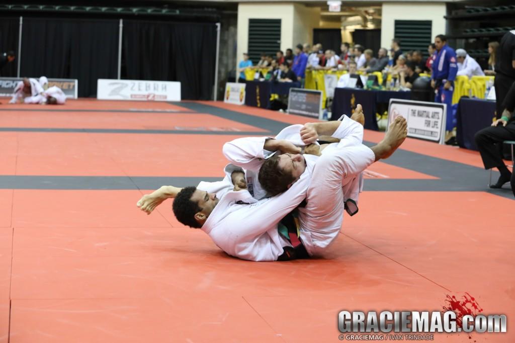 Vitor Oliveira no Boston Open Foto GRACIEMAG