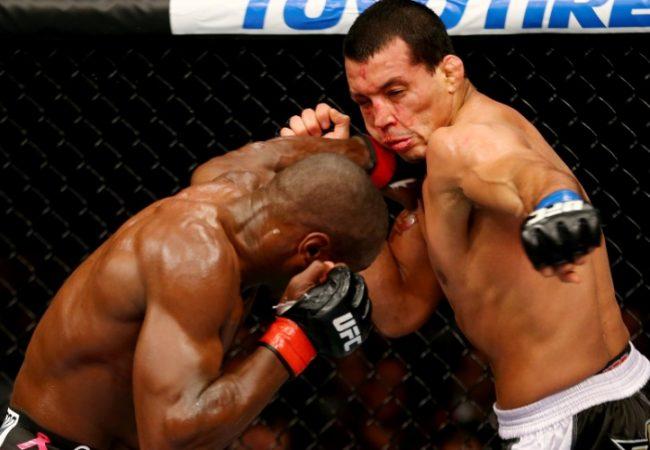 UFC: Sidney Magal na torcida por seu irmão, o astro do Jiu-Jitsu Vinny Pezão