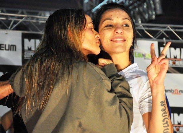 Kalindra conquista cinturão e Carina Damm pede revanche no MMA Super Heroes