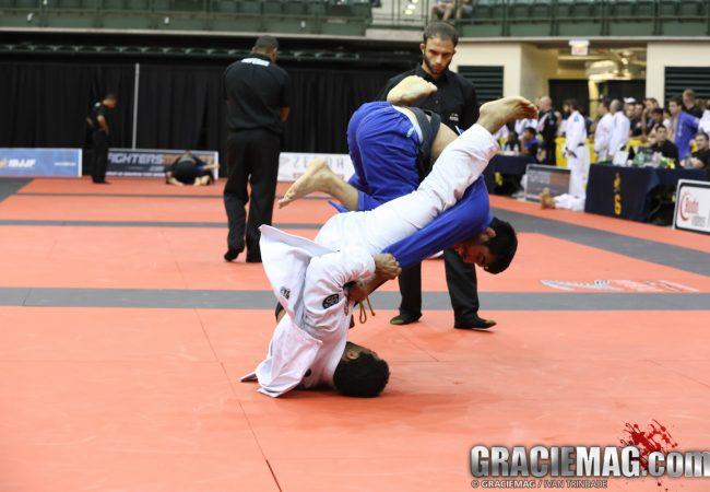 Galeria de fotos: as melhores imagens do 1° dia do Chicago Open de Jiu-Jitsu