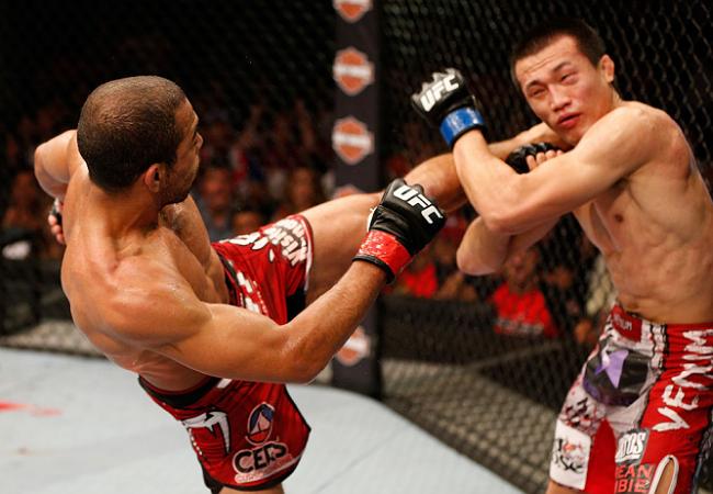 UFC 163: os bastidores e o chute que mudou os planos de José Aldo