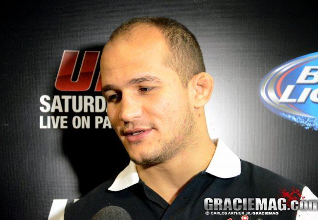 Lesionado, Junior Cigano está fora do UFC em São Paulo