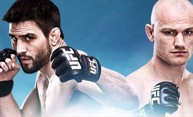 Confira a pesagem do UFC: Condit vs Kampmann