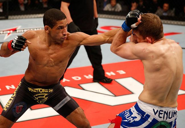 Lesionado, Hacran Dias desfalca o card do UFC em Singapura