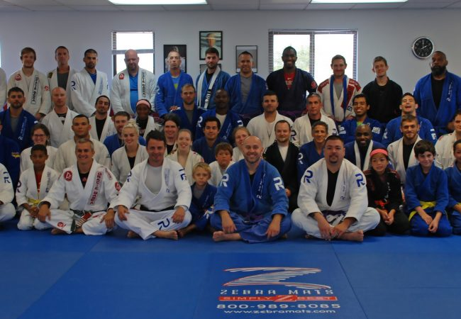Vinicius Draculino visits GMA Rio Pro BJJ for seminar and belt promotions