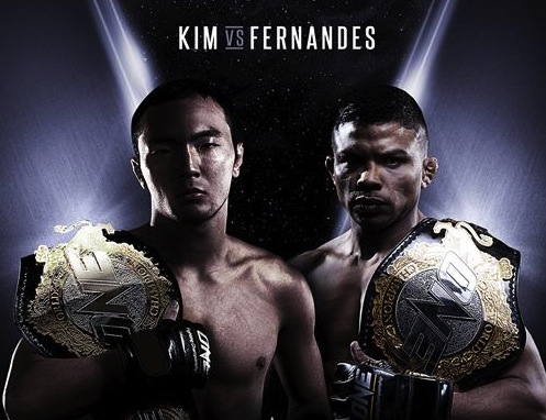 Bibiano Fernandes, Soo Chul Kim set to unify ONE FC 135-pound titles