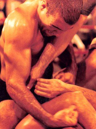 Flashback to Fabio Gurgel's first MMA fight twenty-two years ago