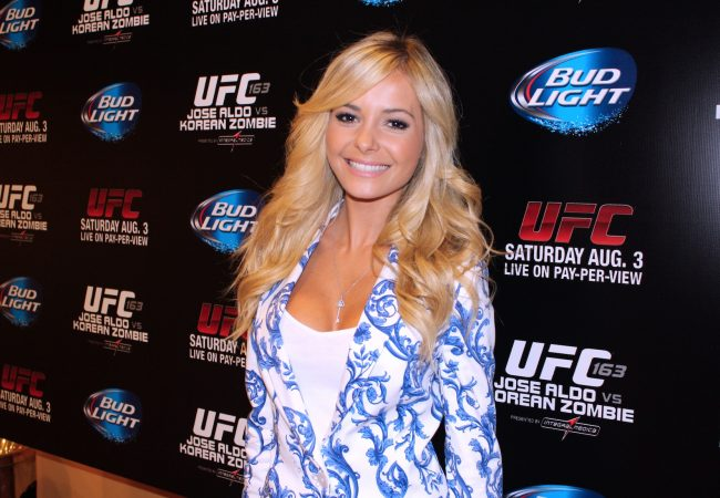 Meet Jhenny Andrade, the UFC's newest Brazilian Octagon girl