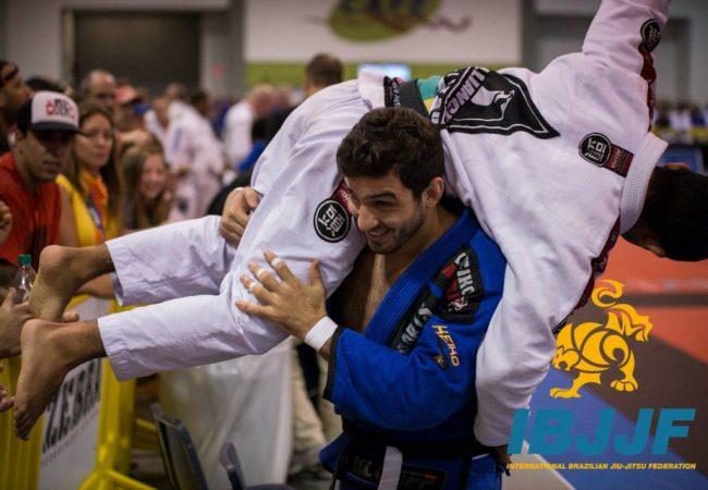 Atlanta Open de Jiu-Jitsu: Lepri e Malfacine fecham o absoluto