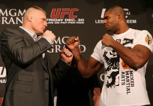 Free UFC Fight: Watch Alistiar Overeem vs. Brock Lesnar on GRACIEMAG.com