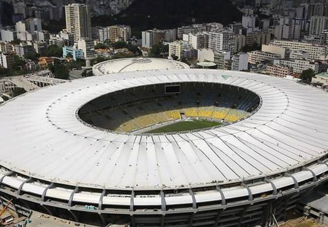 O grandioso estádio do Maracanã na mira dos executivos do UFC