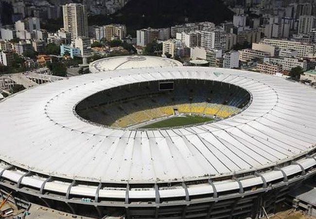 O grandioso estádio do Maracanã na mira dos executivos do UFC
