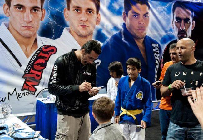 World Jiu-Jitsu Expo: Bráulio Estima e André Galvão dão seminários grátis