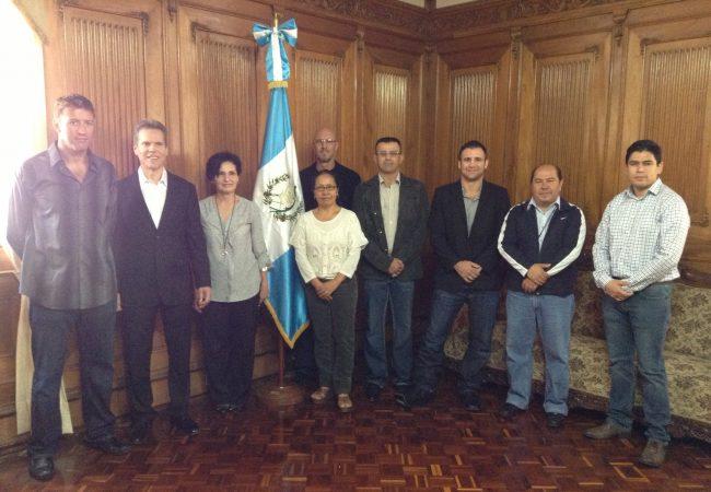 Ricardo Cavalcanti visits Guatemala and gets thrilled with Jiu-Jitsu fever