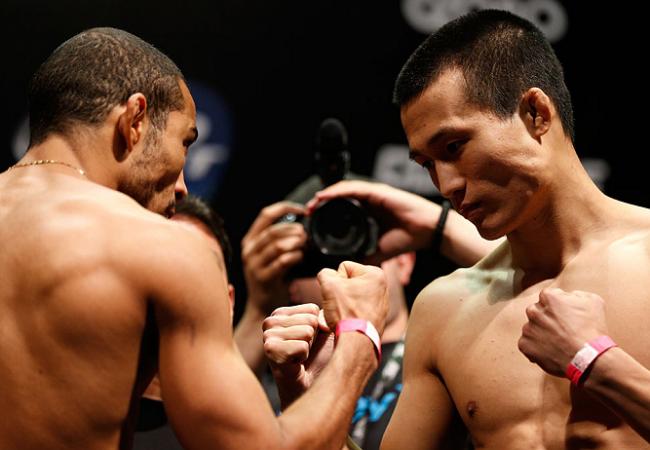 Confira os resultados do UFC 163 : Aldo x Zumbi Coreano