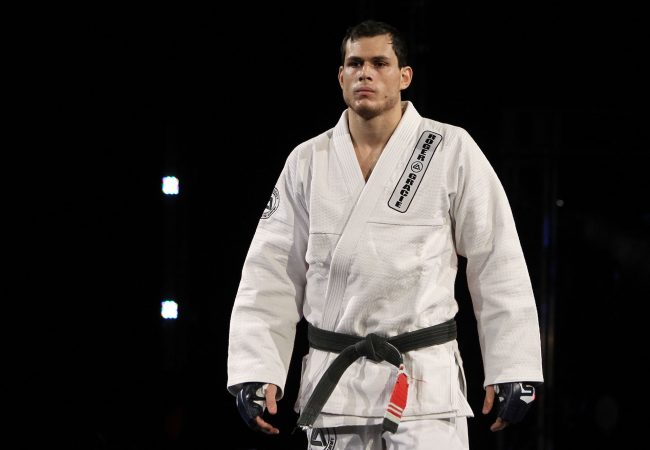 "Roger Gracie: ""I'm moving up one weight division and I need to be ready for it"""