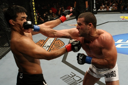 Vídeo: relembre a revanche entre Shogun e Lyoto Machida no UFC