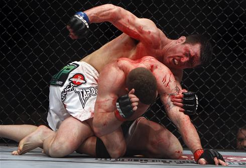 Vídeo: Oponente de Shogun, Sonnen vence ex-campeão do Strikeforce no UFC