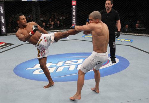 Wanderlei Silva: A UFC Fight Night win for Yuri Alcantara 'will be great for Brazil'
