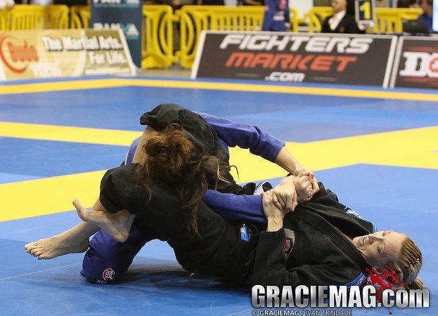 Qual é a sua finalização favorita, faixa-branca de Jiu-Jitsu?