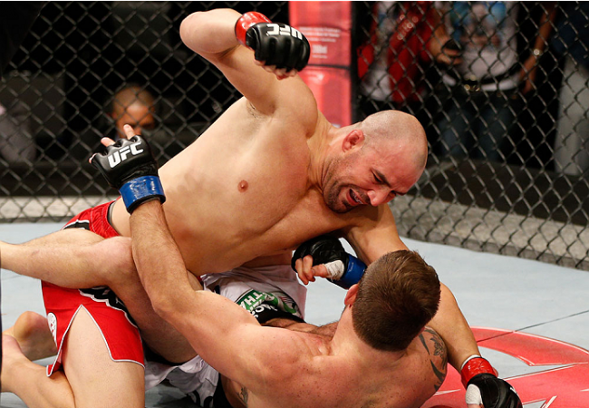 Galeria de fotos: Glover, Jacaré e as melhores imagens do UFC BH