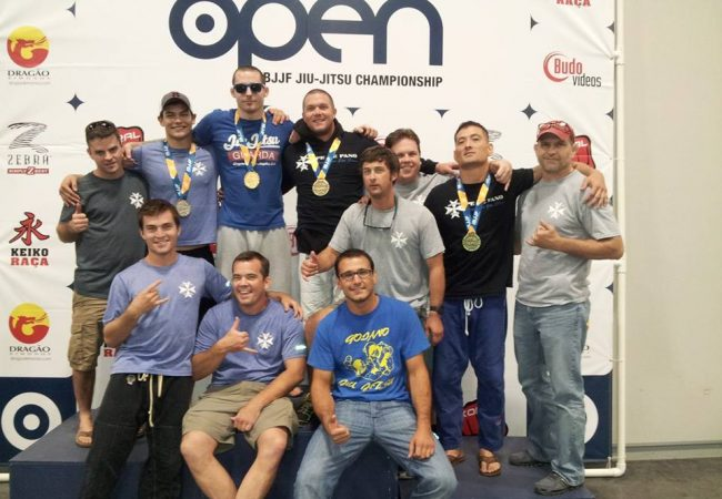 GMA Serg BJJ/Team Marcio Cruz earns 11 medals with small army at Atlanta Open