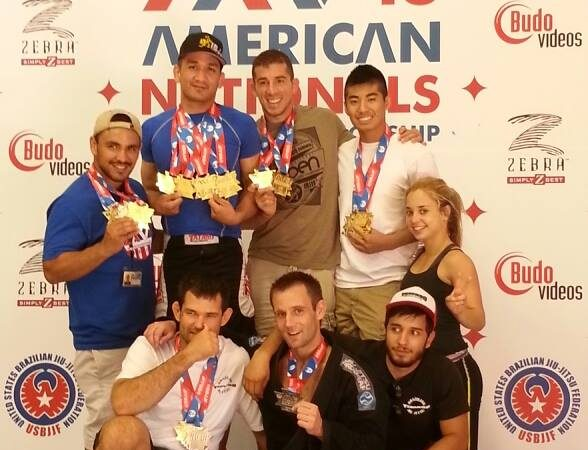 Video: GMA Yemaso BJJ captures their experiences at the American Nationals