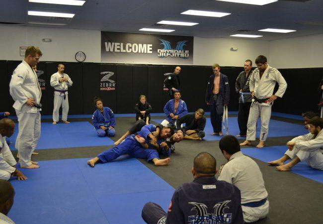 Drysdale Jiu-Jitsu adds twice-a-week classes with Abmar Barbosa