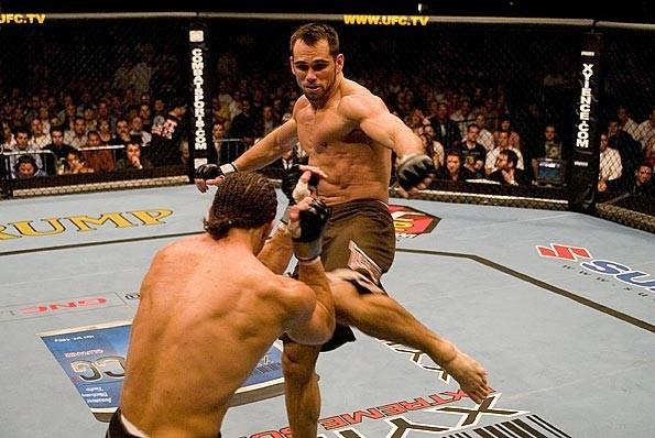 """Classic Fights Friday: Full """"UFC Unleashed"""" episode focuses on former 185-pound champ Rich Franklin"""