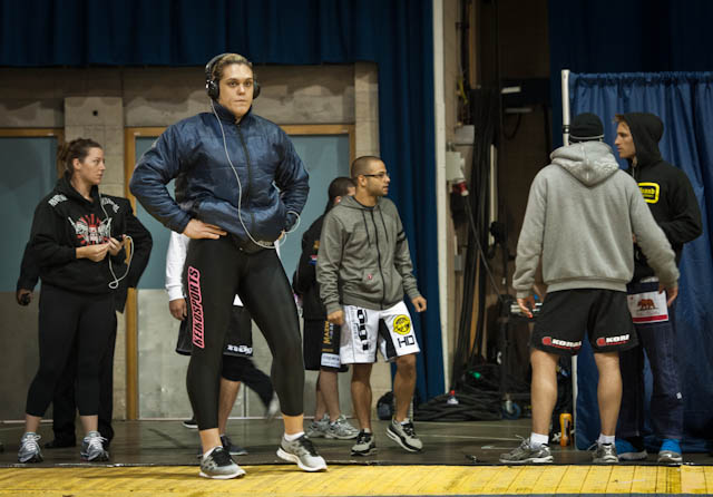 "Gabi Garcia: ""The ADCC is a completely different sport"""