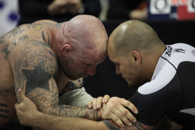 ADCC 2013: Jeff Monson out of the over 99 kg division; no replacement yet