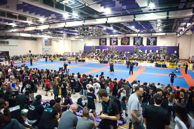 View the brackets and schedule for the 2013 Pan No-Gi set for Sept. 28