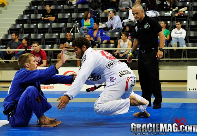 Video: Watch Keenan Cornelius vs. Magid Hage IV at the WPJJC Trials