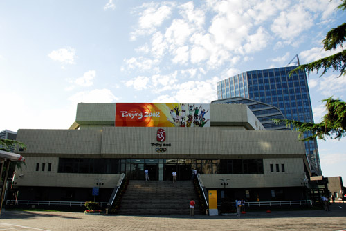 2013 ADCC Venue in Beijing