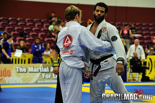 Aprenda a finalização de Vitor Oliveira em AJ no American Nationals de Jiu-Jitsu